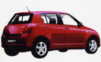 La Suzuki Swift adopte la transmission intégrale