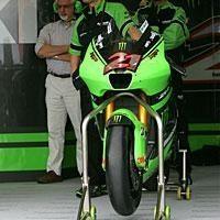 Moto GP - Kawasaki: Bartholemy parle de Melandri, de la troisième machine et de West