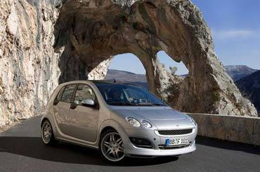 Smart Forfour 1.5 Brabus
