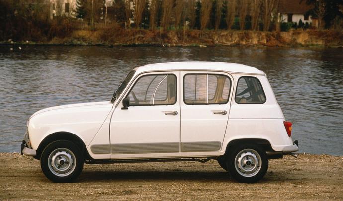 Renaultsent une attente pour une nouvelle 4L