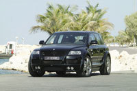 VW Touareg « Wide Body » JE DESIGN : survitaminé