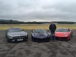 Jeremy Clarkson a fait son dernier tour de la piste Top Gear