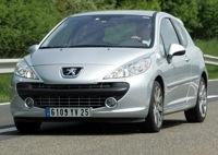 Les Peugeot 207 RC/CC en balade