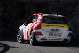 ERC Rallye d'Antibes: photos exclusives