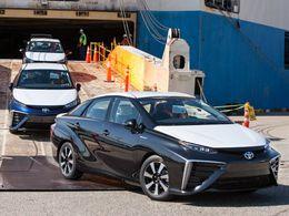 Toyota : la Mirai arrive aux USA, les acquéreurs devront passer un entretien