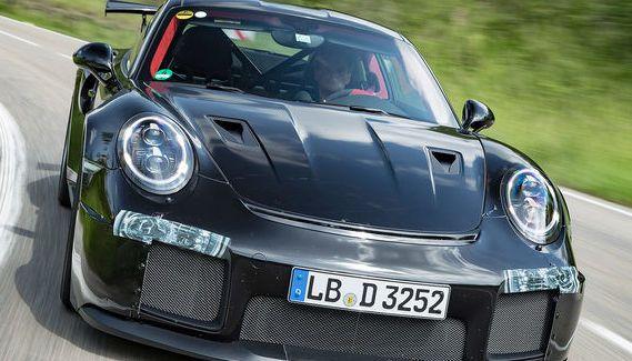 Porsche dévoile les premiers détails de la nouvelle GT2 RS