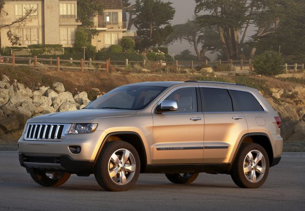 New York 2009 : Futur Jeep Grand Cherokee officiel (+ vidéo)