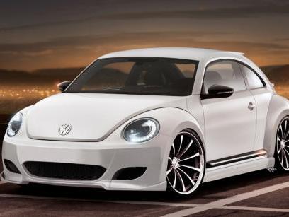Volkswagen Beetle R : 270 ch sous un look d'enfer