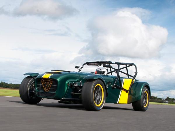 Voici la nouvelle Caterham Superlight R600