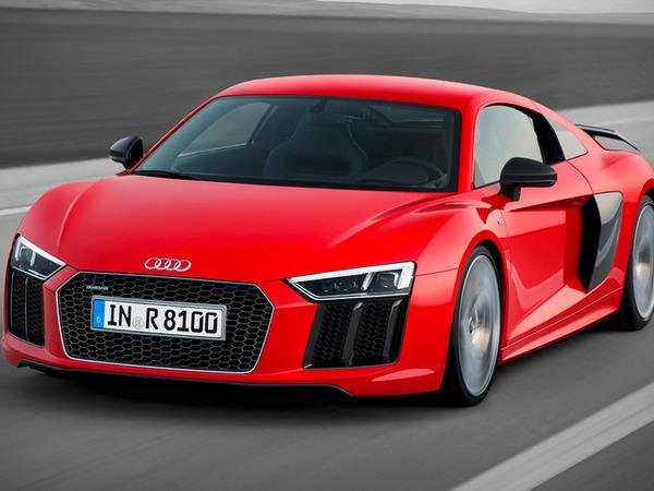 Un moteur turbo pour l'Audi R8