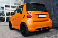 Photo du jour : Smart Brabus Ultimate 112
