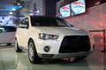 New York 2009 : Mitsubishi Outlander GT Prototype en clair