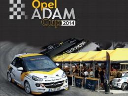 L'Opel Adam Cup reconduite en France pour la saison 2014