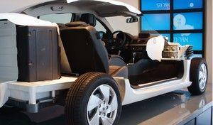 Renault propose de recycler les batteries des voitures pour la maison