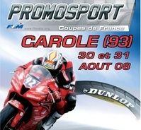 Promosport : Les 30 et 31 Août à Carole (93)