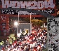 La World Ducati Week 2014 en chiffres