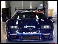 La photo du jour : Lamborghini Diablo GT Open