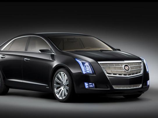 Feu vert pour le nouveau haut de gamme Cadillac