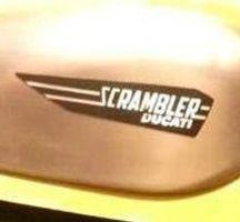 Nouveauté - Ducati: le puzzle de la Scrambler