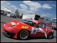 La photo du jour : Porsche 911 GT Open