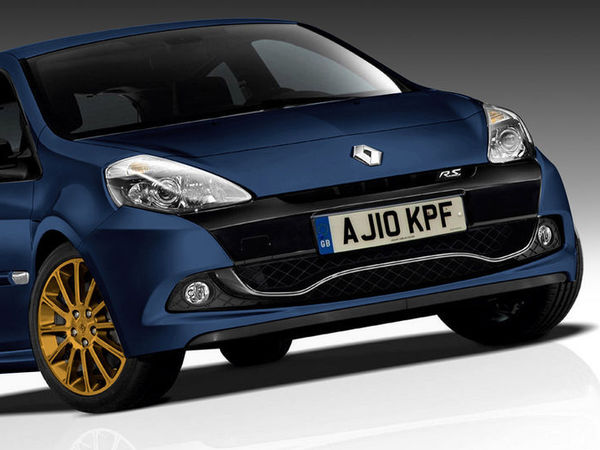 Future Renault Clio Williams: 240 ch