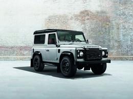 De nouveaux packs d'options pour le Land Rover Defender