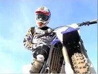 Timoteï Potisek au guidon de la nouvelle YZ450F 2010 de série [vidéo]