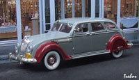 Miniature : 1/43ème - CHRYSLER Airflow Sedan