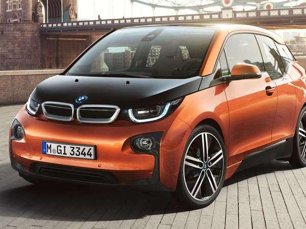BMW i3 : des batteries plus grandes prévues pour 2016