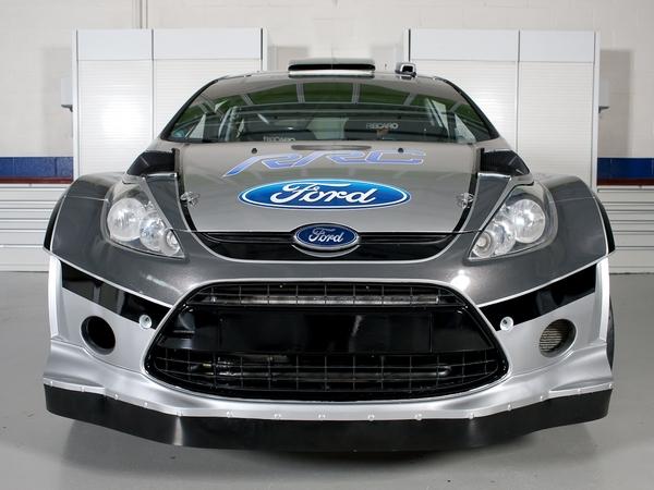 Rallye - Nouvelles Ford Fiesta RRC et MS1