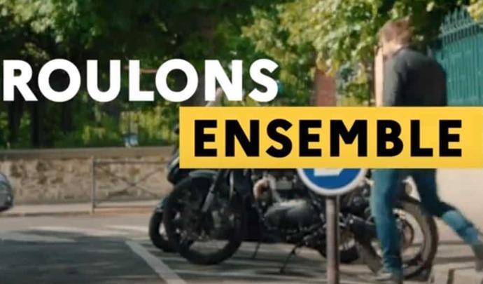 """""""Roulons Ensemble"""", la nouvelle campagne TV de la Sécurité Routière"""