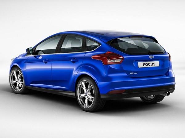 Une Ford Focus RS de 330 ch pour 2015 ?