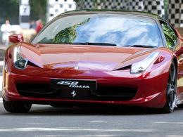 """Un enfant de 14 ans vole la Ferrari de son père pour """"aller faire un tour"""""""
