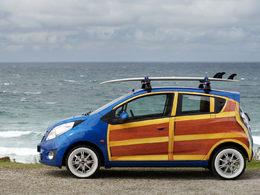 Une Chevrolet Spark pour Brice de Nice