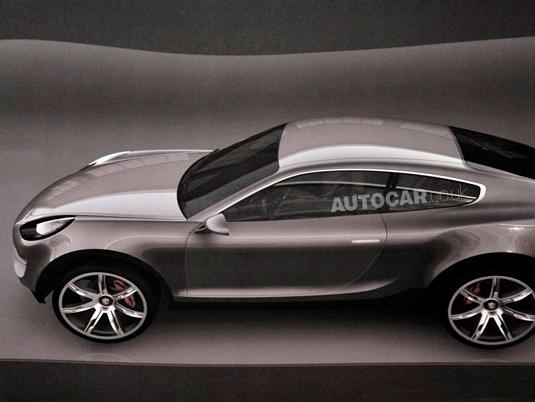 Futur Porsche Cajun: 3 portes et ligne sportive au programme