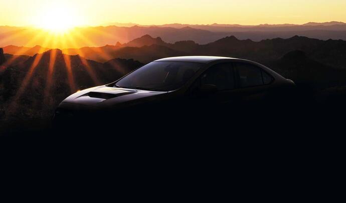 Subaru annonce enfin une nouvelle WRX