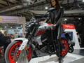 Yamaha MT-125 : esprit de famille - En direct du salon de Milan 2019