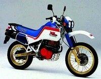 Honda 600 XLLM 1985 : petit gabarit s'abstenir…