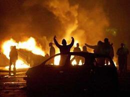 Soirées du 13 et 14 juillet : 721 voitures brûlées