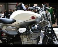 Nouveauté - Moto Guzzi: On reparle d'une Strada dans la gamme