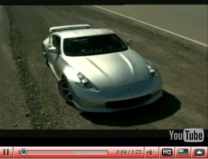 vid os nissan 370z roadster et nismo en vid o. Black Bedroom Furniture Sets. Home Design Ideas