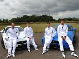 Jaguar de retour au Mans