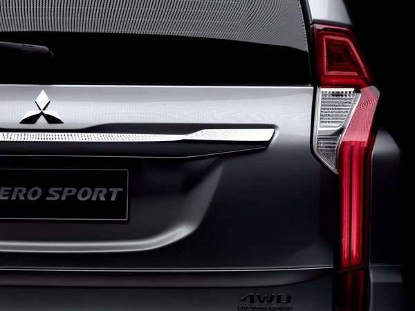 Le Mitsubishi Pajero Sport sort (un peu) de l'ombre en vidéo
