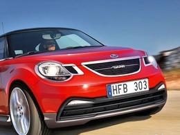 Saab très intéressé par le WRC