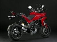 Ducati 1200 Multistrada 2010 : Les premières photos officielles