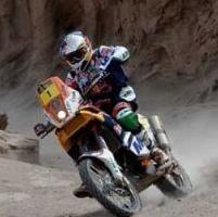 Dakar 2012 : Etape 4, Coma l'emporte pour 2'02 sur Despres