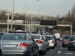 Les taxis sont foutus, les VTC sont dans la rue...