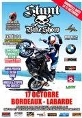 Rappel Stunt Bike Show : le 17 Octobre à Bordeaux