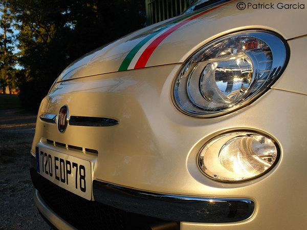 Essai gamme Fiat 500 : la galerie photo complète