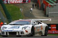 GT1: une nouvelle Lamborghini en préparation